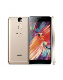 """TELEFONO SMARTPHONE WOLDER WIAM 65 5,5"""" 4G GOLD"""