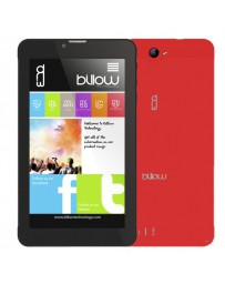 "TABLET BILLOW X704R 7"" QUAD 1.2GHZ/8GB/1GB RED"