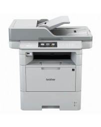 MULTIFUNCION BROTHER MFCL6800DWT FAX LASER MONOCROMO+BANDEJA