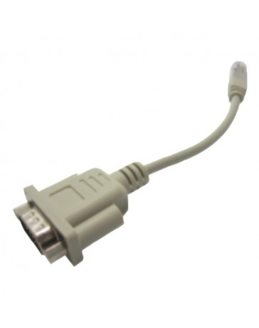 ADAPTADOR BROTHER SERIE RJ25/DB9M PASCA001