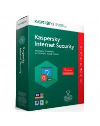 SOFTWARE KASPERSKY INTER.SECUR.MULTIDEVICE 5US 2017