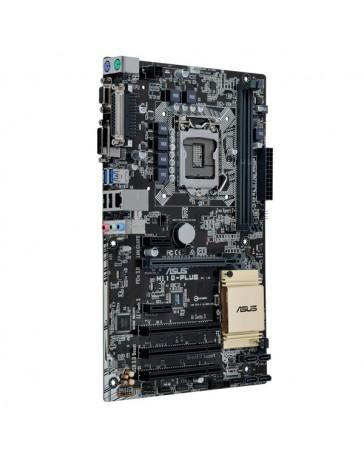 PLACA BASE ASUS INTEL H110-PLUS 1150 2DDR4 32GB 4USB3