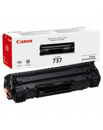 TONER CANON ORIG. CARTRIDGE 737 2400 PAG. NEGRO
