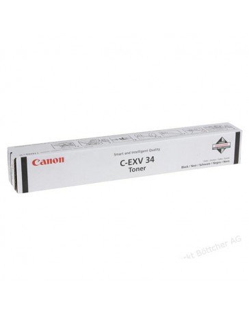 TONER CANON ORIG. CEXV34 NEGRO 23.000 PAG