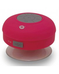 ALTAVOZ CONCEPTRONIC WIRELESS BLUET.SUCTION ROSA
