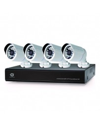 KIT DE VIDEOVIG. CONCEPTRONIC 8 CANALES AHD CCTV