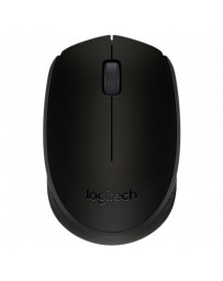 RATON LOGITECH WIRELESS B170 NANO 2.4GHZ NEGRO