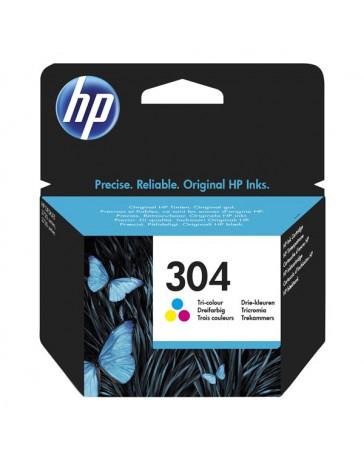 INK JET HP ORIG. Nº 304 COLOR N9K05AE
