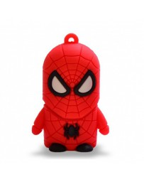 PENDRIVE TECH ONE TECH HEROES SUPER SPIDER16GB USB 2.0