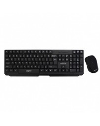 TECLADO+RATON APPROX WIRELESS BLACK APPKBWSHOME2