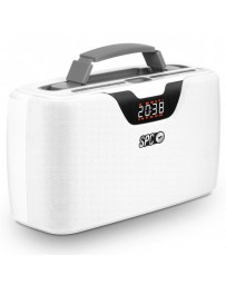 REPRODUCTOR USB Y MSD SPC STORM BOOMBOX BLANCO 4503B
