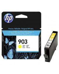 INK JET HP ORIG. T6L95AE Nº 903 AMARILLO