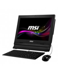 "ALL IN ONE MSI AP1622ET 15,6"" TACTIL 1037U 4GB 500GB NEGRO"