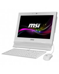 "ALL IN ONE MSI AP1622ET 15,6"" TACTIL 1037U 4GB 500GB BLANC"
