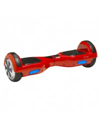 PATINETE HOVERBOARD CON DOBLE MOTOR 350WTS DBO-6500 ROJO