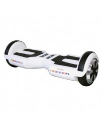 PATIN ELECTRICO CON DOBLE MOTOR 350WTS DBO-6502 BLANCO