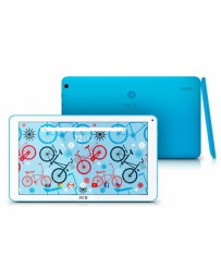 "TABLET SPC GLEE 10.1"" QUAD CORE1.2 1GB DDR3 8GB+MICROSD BLU*"