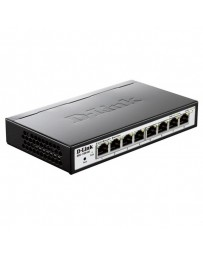 SWITCH D-LINK 8 PORT GIGABIT EASYSMART