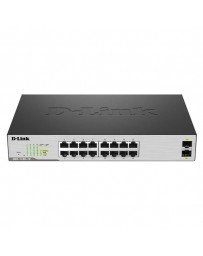 SWITCH D-LINK 18 PORT GIGABIT EASYSMART