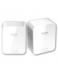 POWER LINE D-LINK AV2 2000 HD GIGABIT DHP-701AV PACK 2