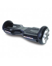 PATINETE HOVERBOARD CON DOBLE MOTOR 350WTS DBO-6502 NEGRO