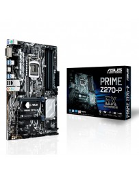 PLACA BASE ASUS INTEL Z270-P 1151 4XDDR4 2133MHZ HDMI