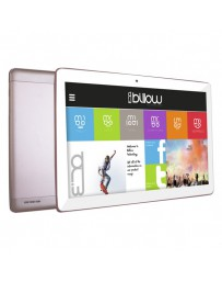 "TABLET BILLOW X103P 10.1"" QUAD IPS 1+16GB 3G ROSA"