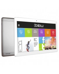 "TABLET BILLOW X104S 10.1"" QUAD IPS 1+16GB 4G PLATA"