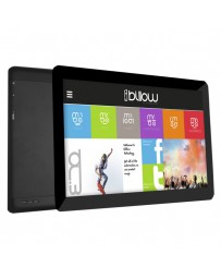 "TABLET BILLOW X104B 10.1"" QUAD IPS 1+16GB 4G NEGRA*"