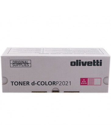 TONER OLIVETTI ORIG. P2021 MAGENTA