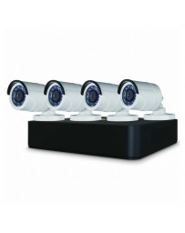 KIT DE VIDEOVIG.CONCEPTRONIC 4 CANALES CCTV/HD 1TB