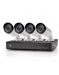 KIT DE VIDEOVIG. CONCEPTRONIC 4 CANALES AHD CCTV
