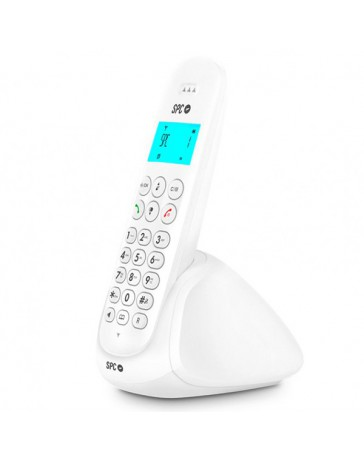TELEFONO SPC INALAMBRICO ART 7310B BLANCO