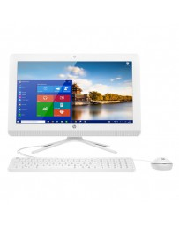 "ALL IN ONE 21.5"" HP22-B009NS I3-6100U 8GB 1TB WIFI BT BLANC"