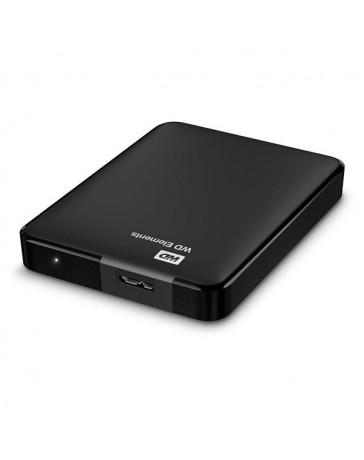 """DISCO DURO EXTERNO ELEMENTAL 2 TERA USB3.0 3.5"""" NEGRO"""