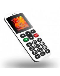 TELEFONO SPC MOVIL SYMPHONY 2305B BLANCO