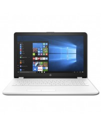 PORTATIL HP 15-BS092NS N3060/8GB/500GB/15.6/W10/BLANCO