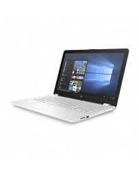 PORTATIL HP 15-BS006NS I3/4GB/500GB/15.6/W10/BLANCO