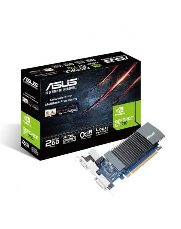 VGA ASUS GT710-SL 2GB DDR5 PCI EXPRESS 2.0