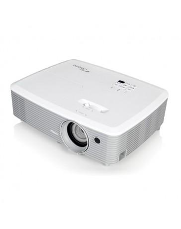 VIDEOPROYECTOR OPTOMA W400 4000ANSI 3D WXGA (1280 X 800)