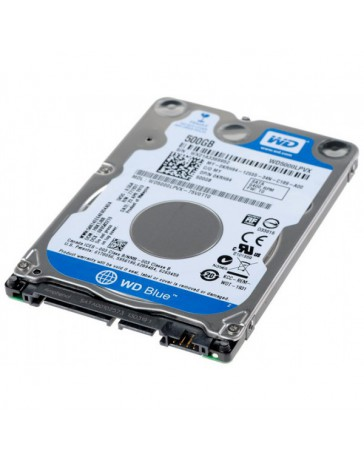"DISCO DURO WESTERN DIG.INTERNO 500GB 2.5"" SATA3 BLUE*"