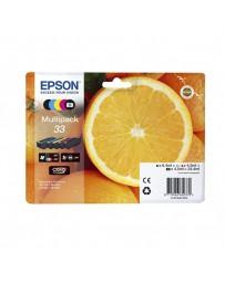 INK JET EPSON ORIG.C13T33374011 Nº33 5 COLORES