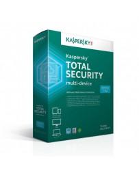 SOFTWARE KASPERSKY TOTAL SECUR.MULTIDEVICE 5US 2018