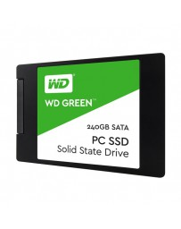 DISCO SOLIDO SSD WESTERN DIGITAL 240GB 3D GREEN