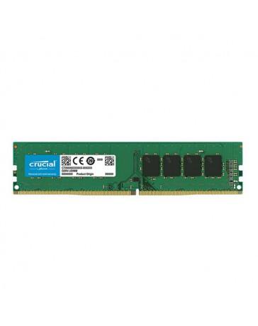 DIMM CRUCIAL DDR4 4GB 2400MHZ