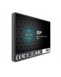 "DISCO SOLIDO SSD SILICON POWER S55 120GB 2.5"" 7MM BLUE"
