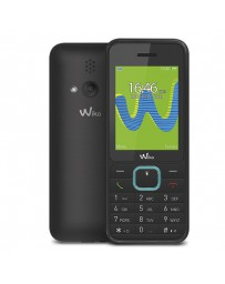 TELEFONO MOVIL WIKO RIFF 3 BLACK 2.4""