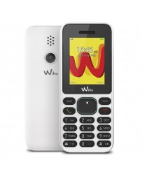 "TELEFONO MOVIL WIKO LUBI 5 WHITE 1.8"""