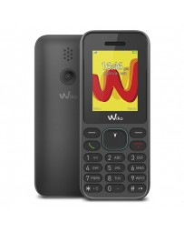 TELEFONO MOVIL WIKO LUBI 5 BLACK 1.8""