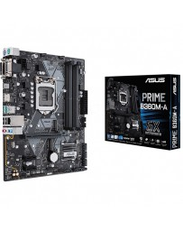 PLACA BASE ASUS PRIME B360M-A 1151/MATX/DDR4/USB3.1